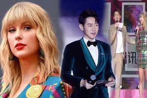 MC đình đám Trung Quốc bị dọa giết vì fan nghi ngờ đụng chạm người Taylor Swift