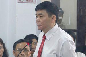 Cấm mang điện thoại vào phòng xử luật sư Trần Vũ Hải