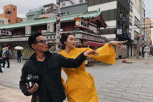 Tường San rạng rỡ trên đường phố Nhật Bản, tiết lộ ngày trở về Việt Nam
