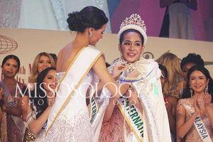 Hoa hậu Quốc tế 2019: Đại diện Thái Lan đăng quang, Tường San lọt Top 8