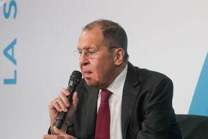 Ngoại trưởng Nga báo động về âm mưu của Mỹ ở Syria