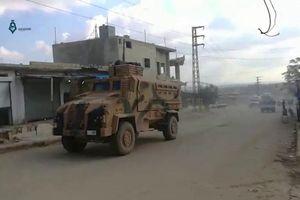 Quân đội Thổ Nhĩ Kỳ nổ súng bắn người Kurd giữa ban ngày khi đang tuần tra ở Syria?