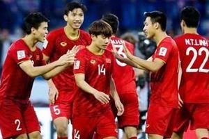 HLV Park Hang Seo chốt danh sách 23 cầu thủ cho trận gặp UAE