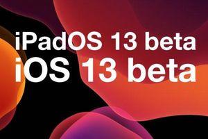 Apple phát hành bản thử nghiệm iOS 13.3 và iPadOS 13.3