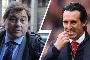 Trước sức ép người hâm mộ, ban lãnh đạo Arsenal đưa ra tối hậu thư cho Unai Emery