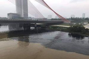 Đà Nẵng truy tìm thủ phạm xả thải ra sông Hàn