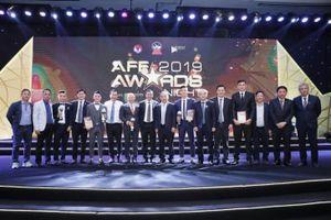 Chủ tịch FIFA, AFC chúc mừng VFF tổ chức thành công lễ trao giải uy tín nhất của bóng đá Đông Nam Á