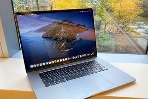 Apple 'trình làng' MacBook Pro 16 inch mới, loại bỏ bàn phím 'bướm'