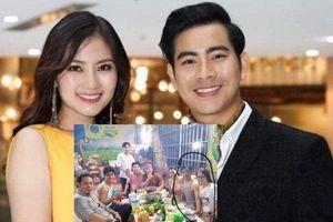 Thanh Bình có nói dối khi khẳng định không ly thân với Ngọc Lan nhưng lại nắm tay cô gái lạ?