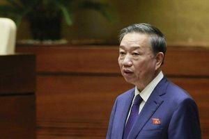 Bộ trưởng Tô Lâm báo cáo Quốc hội vụ cháy đã từng tạo ra nguy cơ 'thảm họa quốc gia' tại Hải Phòng
