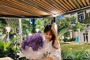 Hồ Hoài Anh gọi Lưu Hương Giang là 'vợ yêu' sau ồn ào ly hôn rồi tái hợp