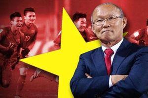 HLV Park Hang Seo: UAE thua Thái Lan không ảnh hưởng mục tiêu chiến thắng của ĐT Việt Nam