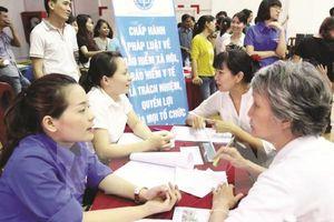 Toàn ngành Bảo hiểm xã hội đã thu 290.262 tỷ đồng, đạt trên 80% kế hoạch
