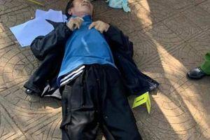 Lâm Đồng: Phát hiện người đàn ông tử vong trên vỉa hè