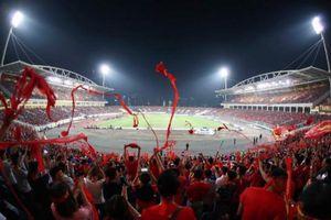 Ban tổ chức khuyến cáo khán giả tới sân sớm để tránh ùn tắc trước trận đấu giữa Việt Nam vs UAE