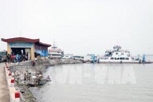 Tạm dừng hoạt động bến phà Gót để thi công Dự án cáp treo Cát Hải - Phù Long