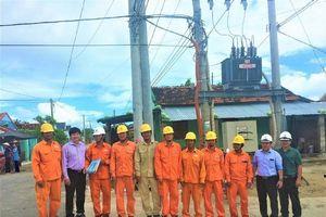 Lưới điện phía Bắc tỉnh Khánh Hòa hoạt động ổn định sau bão số 6