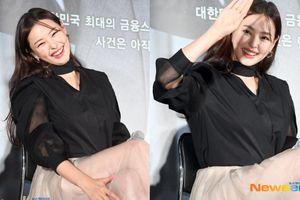 Đỉnh cao như Hoa hậu đẹp nhất Hàn Quốc Honey Lee mặc váy mỏng tang thế kia mà không hề bị lộ hàng