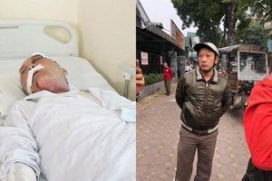 Diễn biến bất ngờ vụ ông lão 80 tuổi bị tài xế xe ôm đánh nhập viện