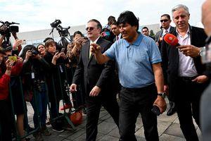 Mexico đón cựu Tổng thống Bolivia tới tị nạn chính trị