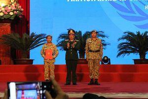 Bộ Quốc phòng đưa 63 quân nhân tham gia gìn giữ hòa bình tại Sudan