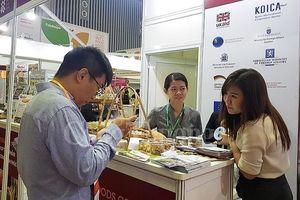 Dự án Shetrades hỗ trợ doanh nghiệp nữ tiếp cận thị trường qua Vietnam Foodexpo 2019