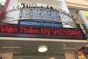 Thẩm mỹ viện Victory tráo chất liệu răng sứ, lừa đảo khách hàng?