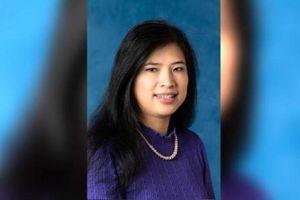 Nữ giáo sư người Việt nhận giải thưởng danh giá của nước Anh