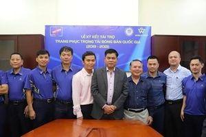 Bóng bàn Việt Nam nhận thêm tài trợ cho đội ngũ trọng tài
