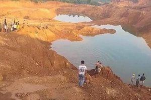 Hai học sinh đuối nước tử vong trong điểm khai thác quặng