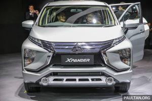 Ảnh chi tiết Mitsubishi Xpander Cross vừa chính thức ra mắt