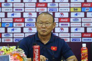 HLV Park Hang Seo: Thái Lan thắng UAE cũng chẳng có gì đặc biệt