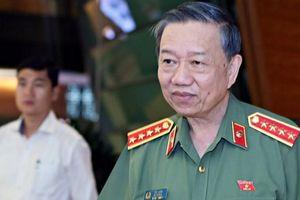 Thượng úy công an ném xúc xích, tát nhân viên bán hàng: Bộ trưởng Tô Lâm lên tiếng