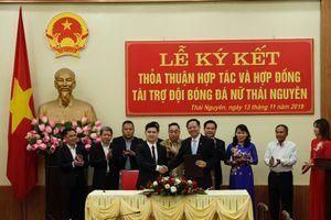 Bóng đá nữ Thái Nguyên được 'giải cứu', đặt mục tiêu vô địch Quốc gia