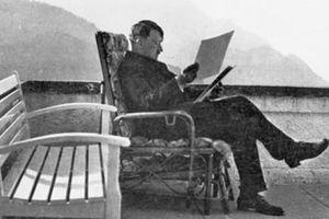 Giấc mơ làm họa sĩ của... Adolf Hitler