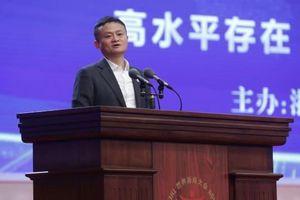 Kiếm được 38,4 tỷ USD trong một ngày, Jack Ma vẫn nói doanh số ngày Độc thân không đạt kỳ vọng