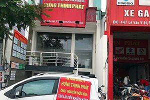 Phong tỏa tài khoản giám đốc địa ốc Hưng Thịnh Phát
