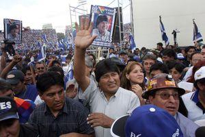 Cựu tổng thống Bolivia - từ niềm hy vọng thành nhà lãnh đạo lưu vong