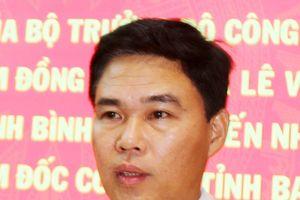 Công an tỉnh Bạc Liêu có tân giám đốc