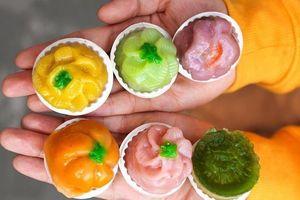 4 loại bánh mới lạ thu hút giới trẻ ở TP.HCM