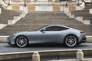 Siêu xe Ferrari Roma ra mắt
