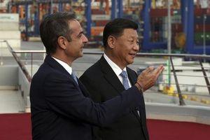 Hy Lạp - cửa ngõ cho tham vọng châu Âu của Trung Quốc