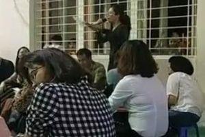 Cô giáo đề nghị không để người đơn thân, nhà nghèo vào ban phụ huynh