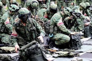 Hé lộ những phát hiện riêng tư về giới tinh hoa quân sự Singapore