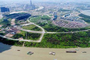 TP Hồ Chí Minh: Giao 1.087 căn hộ tái định cư cho người dân Thủ Thiêm