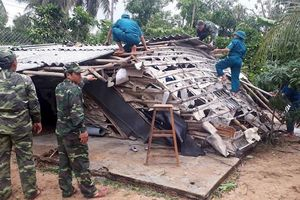 Miền Trung, Tây Nguyên thiệt hại trên 145 tỷ đồng do bão số 6