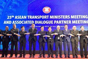 Khai mạc Hội nghị Bộ trưởng Giao thông vận tải ASEAN
