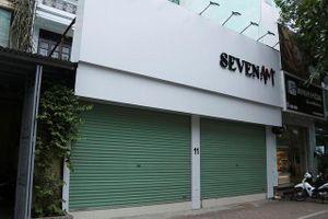 Chuỗi cửa hàng Seven.am đóng cửa hàng loạt ở Hà Nội
