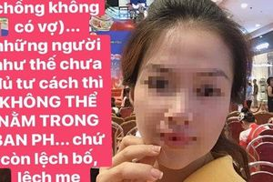 Phụ huynh học sinh phản pháo vụ cô giáo kỳ thị gia đình đơn thân, nghèo khó
