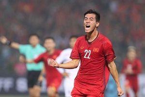 Việt Nam 1 - 0 UAE: Tiến Linh tỏa sáng, Việt Nam lên ngôi đầu bảng G